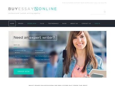 Best site to buy an essay